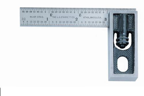 Starrett 13A Double Square mit gehärteten Klinge