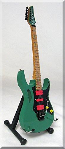 STEVE VAI Miniatura Guitarra GREEN