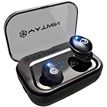 Auriculares Bluetooth 5.0 Inalámbricos Deportivos 3000mAh Cascos Bluetooth Inalámbricos Estéreo Hi-Fi Sonido IPX5 con