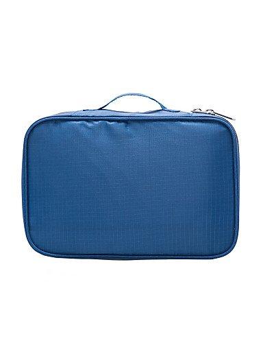 ZQ Kulturbeutel/Armband-Tasche/Travel Organizer ( Grün/Blau/Dunkelrosa , 4L L) tragbar/Kompakt/MultifunktionsCamping & rose red