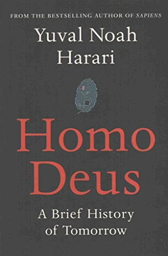 [(Homo Deus : A Brief History of Tomorrow)] [Author: Yuval Noah Harari] published on (September, 2016)