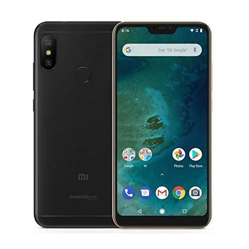 Xiaomi Mi A2 Lite Smartphone από το 64 GB, Μαύρο