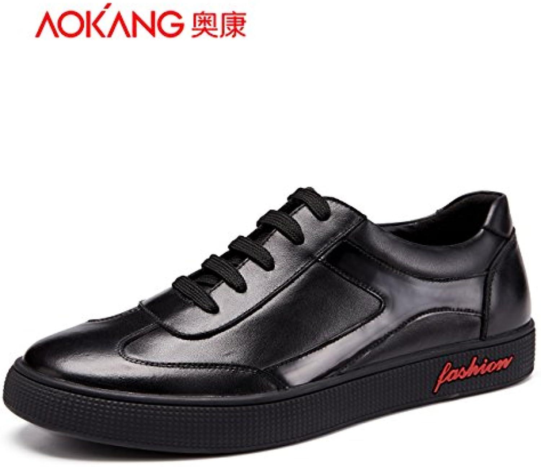 Aemember zapatos de hombre casual, zapatos, zapatos Zapatos Zapatos Zapatos ,39, 男 Blanco Negro