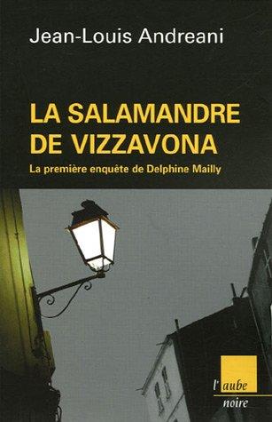 La salamandre de Vizzavona