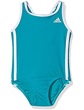 adidas Mädchen Badeanzug I 3S 1PC
