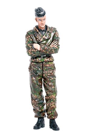 Torro 222285116 - Richtschütze - Einer Tiger Besatzung 1/16 Figur
