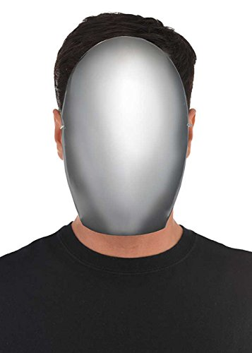 lber Gruselige Gesichtsmaske ()