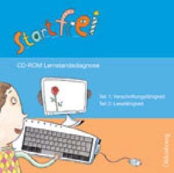Vista Hirsch (Start frei : Lernstandsdiagnosen, 1 CD-ROM Mit 4 Tests zur Verschriftungsfähigkeit und 3 Tests zur Lesefähigkeit. Für Windows 95/98//ME/2000/XP/Vista)