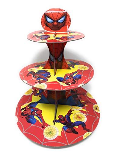 nständer für Jede Gelegenheit Schönes wiederverwendbares Thema (Spiderman) ()