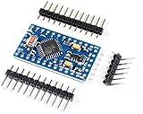 Paradisetronic.com Pro Mini Modul mit Atmel ATmega328 Mikrocontroller, Arduino kompatibel, 3.3V, 8MHz