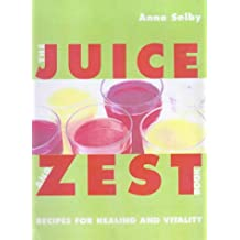 JUICE AND ZEST BOOK