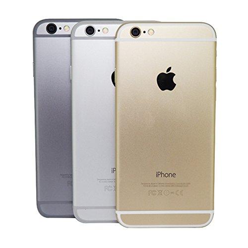 Apple iPhone 6 Plus Smartphone débloqué 4G (Ecran : 5.5 pouces – 16 Go – iOS 8)