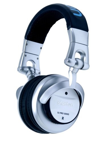 STANTON DJ PRO 3000 - Cuffie/Headphones Stereo Chiuse Dinamiche
