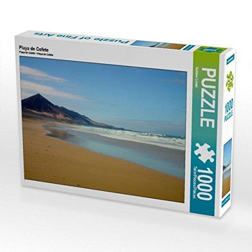 Preisvergleich Produktbild Playa de Cofete 1000 Teile Puzzle quer (CALVENDO Orte)
