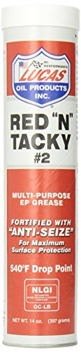 lucas-red-n-tacky-grease-397g-cartridge-part-10005
