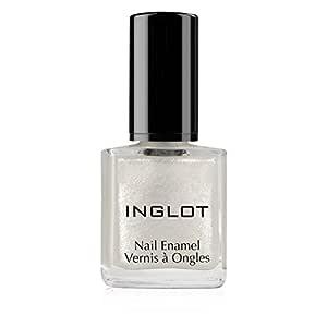 Inglot Nail Enamel, XL1 White Silver, 15ml