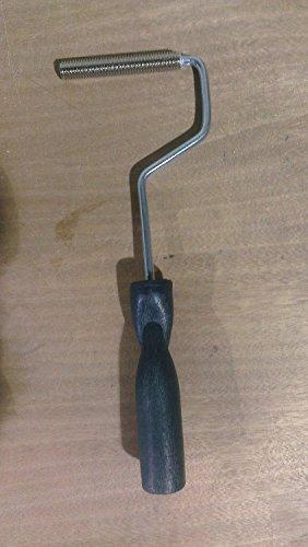 Fiberglas Kaschierung Roller, Bubble Buster, Aluminium Kopf, 12.5mm x 75mm -