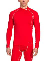 Skins Herren Carbonyte Thermal Top Long Sleeve MCK Neck