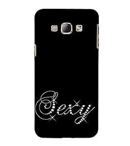 EPICCASE queen of sexy Mobile Back Case Cover For Samsung Galaxy A5 (Designer Case)