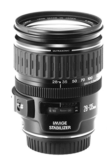 Buy Canon EF – Zoom lens – 28 mm – 135 mm – f/3.5-5.6 IS USM – Canon EF Special