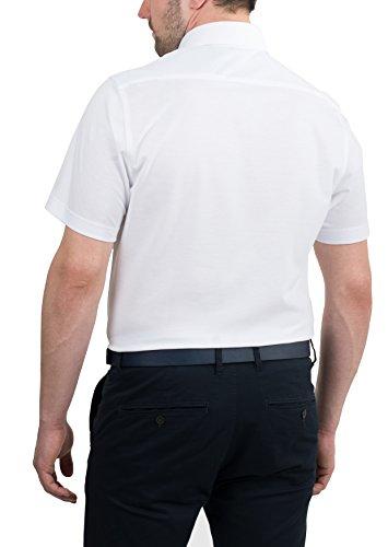 eterna Herren Freizeithemd Weiß