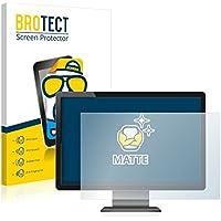 BROTECT® Matte Protector de Pantalla para Monitores industriales con 38.1 cm (15 Pulgadas) [305 mm x 228 mm, 4:3] - Película Antireflejos