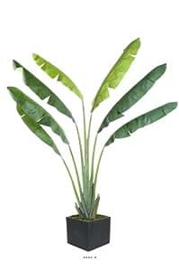 Artificielles - Arbre du voyageur palmier artificiel en pot 250 cm artificiel