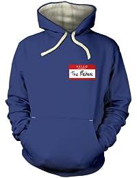 Hello My Name Is The Mechanic Hoodie (premium) - Film Movie Geeky Tshirt