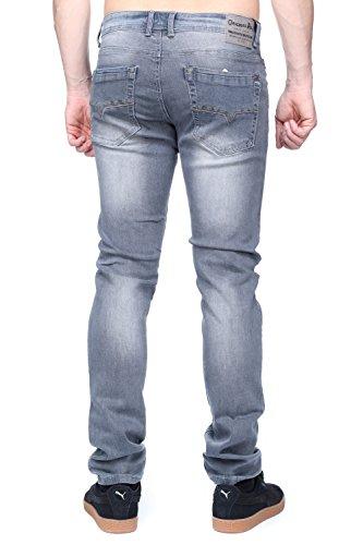 Original ado - Jeans A-1734 Gris Gris