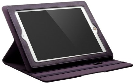 Cygnett CYGCY0726CILAV Lavish Earth Case für Apple iPad 2/3/4 purple