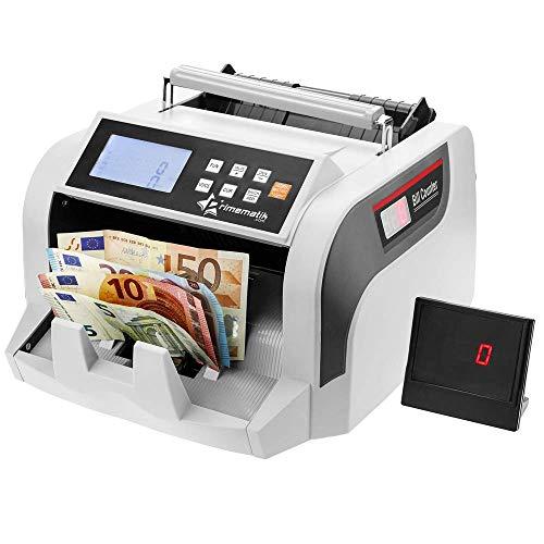 PrimeMatik - Contatore di Valore di Banconote con rilevazioni IR MG MT UV