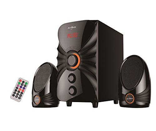 Jack Martin 811 Bluetooth/SD Card/Pendrive 2.1 Home Theatre Speaker System with Built in FM Radio