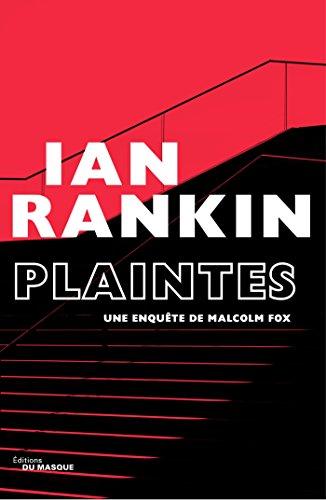 Plaintes par Ian Rankin
