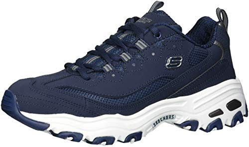 Skechers Men's D'Lites Oxford - Oxford Lite Boot