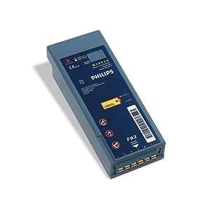 PHILIPS - Pile Batterie 12V pour Défibrillateur Heartstart FR2 FR2+ M3863A - M3863A