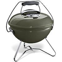 Weber 1126704 - Barbacoa Weber Smokey Joe Premium 37Cm Smoke Grey