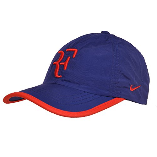 Kaarq New RF Nike polyester Sports Cap for Men (blue)  available at amazon for Rs.499