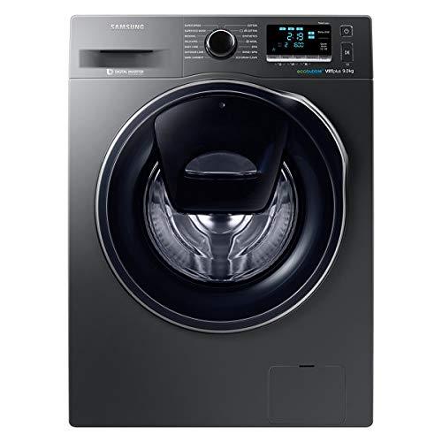 Samsung WW90K6410QX AddWash/EcoBubble 9kg 1400rpm Freestanding Washing Machine-Graphite