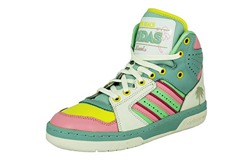 Adidas Originals by Jeremy Scott Obyo JS License Plate Mid Miami G95772 , Unisex