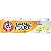 معجون اسنان للعناية بطبقة المينا وتبييض الاسنان من ارم اند هامر، 115 غرام