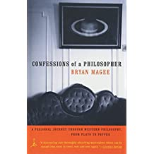 Confessions of a Philosopher: A Personal Journey Through Western Philosophy from Plato to Popper (Modern Library Paperbacks)