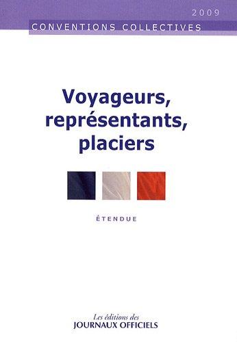 Voyageurs, représentants, placiers par Journaux officiels