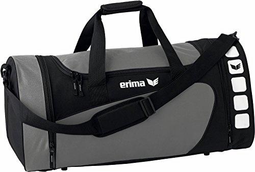 Erima Sporttasche, 49.5 Liter grau/schwarz