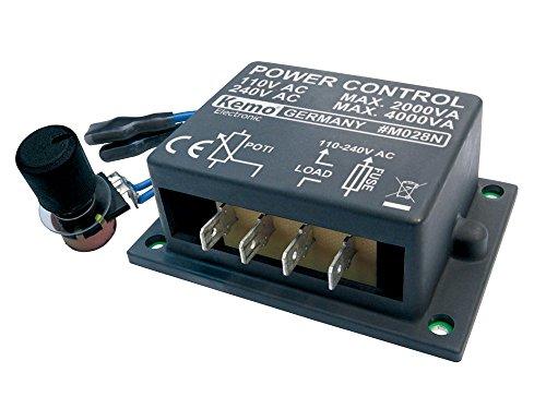Unbekannt LEISTUNGSREGLER 110-240 V/AC, 4000 VA (Ac-motor)