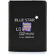 Blue Star - Batería de Li-Ion litio 2600mAh para LG G2 Mini (D620 D620R D618) y G2 Mini Dual