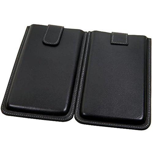 andyhandyshop Custodia in vera pelle per ZTE Obsidian - Bag Obsidian