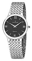 Candino C4362/4 - Reloj analógico de cuarzo para hombre, correa de acero inoxidable color plateado de Candino