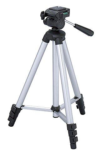 Maxsimafoto - Stativ für Kamera, Camcorder, für Canon LEGRIA FS20 / FS21 / FS22 / FS36 / FS37 / FS200 / FS305 / FS306 / FS307 / FS46 / FS406, tragbar, maximale Höhe 1280mm (50