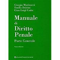 Permalink to Libri Manuale di diritto penale. Parte generale PDF