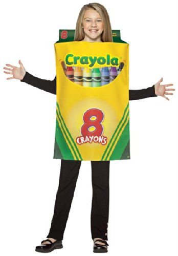 Crayola Crayon Box Child Cost